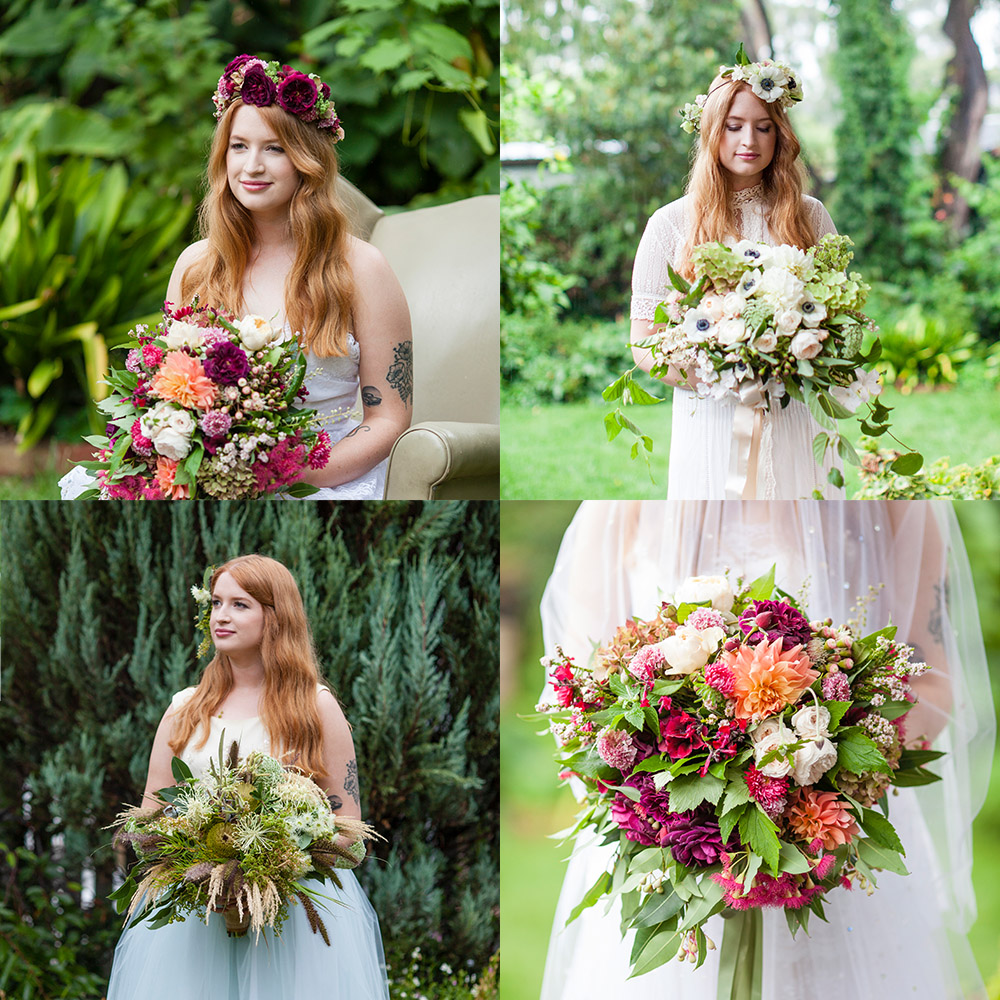 Flowersmith styled shoot photographed by Pepperberry Photography